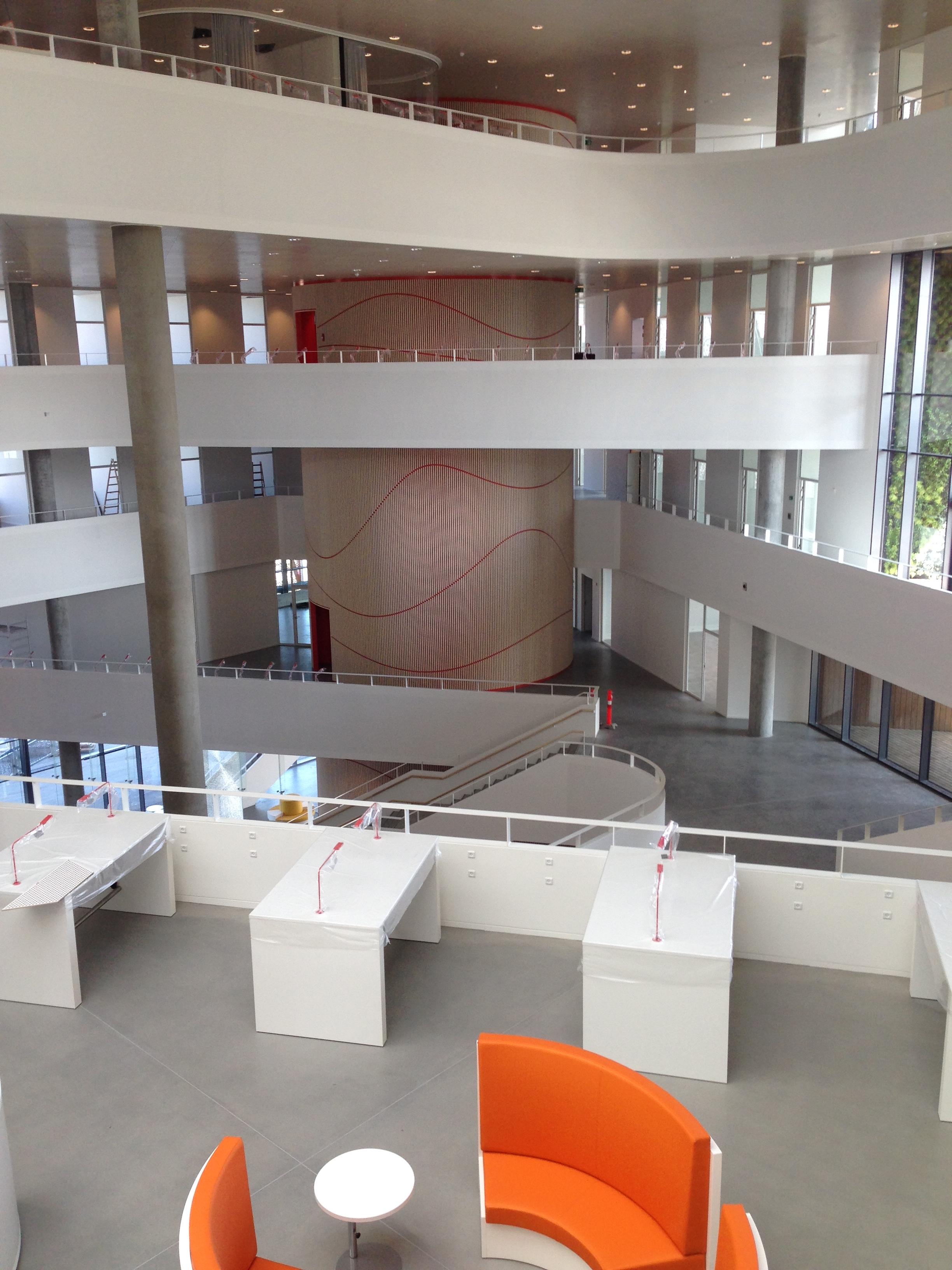 Wauw   til den nye universitetsbygning i kolding   bettina therese ...