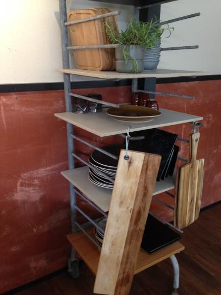 Stikvogn opdateret - café Easyfood - innovationscenter