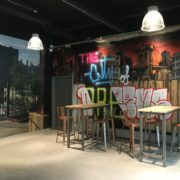 Sej grafitti tager imod hos Metropolis i Kolding
