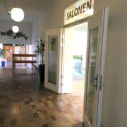 Indgang Salon Bygholm Landbrugsskole