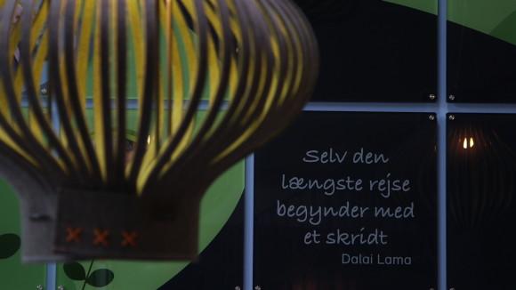 Dalai Lama - Jobcenter Kolding - Bettina Therese - Indretning med mening