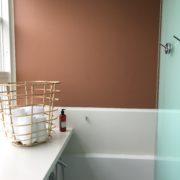 Vægfarve bad Kolding Hotel Apartments
