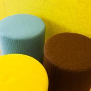 Buzzispace filt puf hos Kokken & Jomfruen