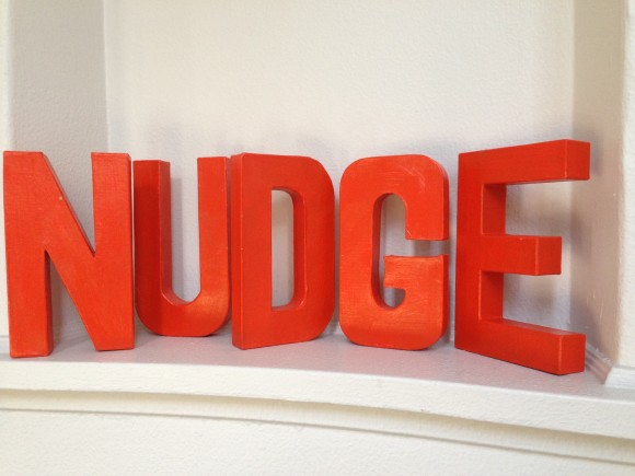 Nudge ikon