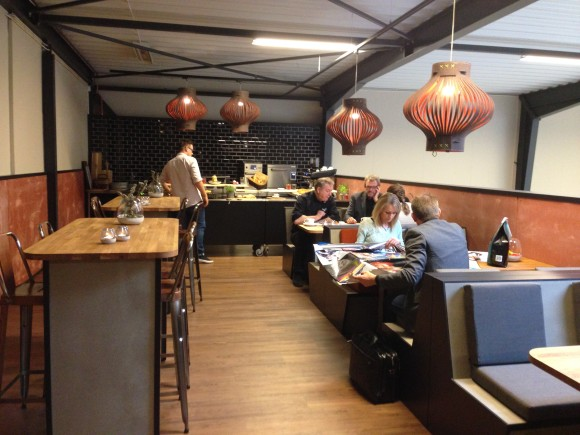 Café i brug