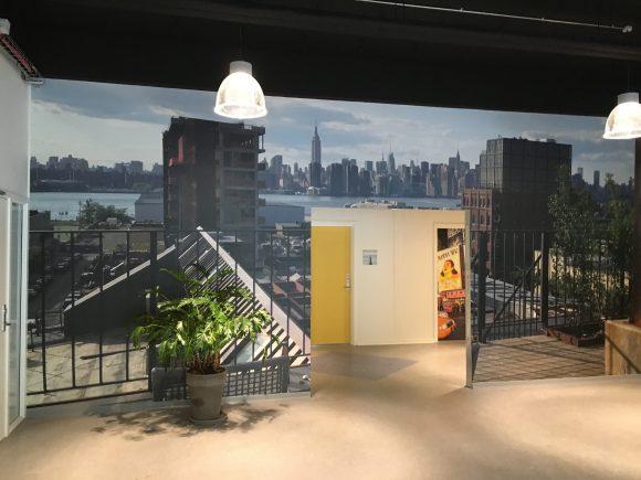 Williamsburg Brooklyn tapet Metropolis