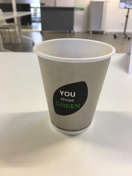 You choose green papkrus