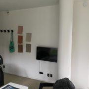 Udvælgelse af vægfarver Kolding Hotel Apartments - Bettina Therese
