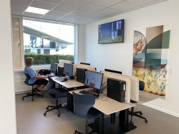 Jobsøgning Roskilde Jobcenter Bettina Therese