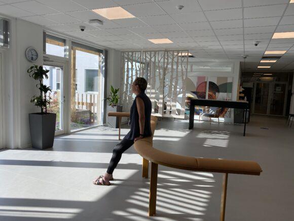 Boulevard +Halle Jobcenter Roskilde Bettina Therese