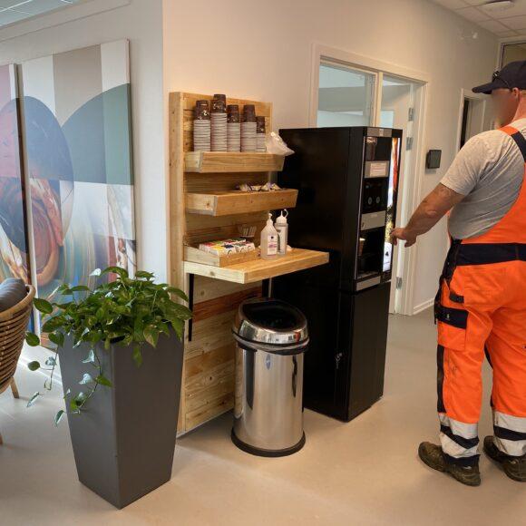 Kaffeø Roskilde Jobcenter Bettina Therese