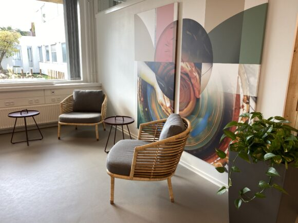 Lounge Cane-line Roskilde Jobcenter Bettina Therese