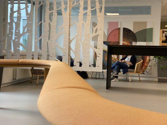 Stemningsbillede Jobcenter Roskilde Bettina Therese