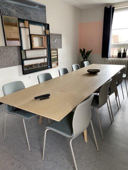Mødelokale jobcenter Varde