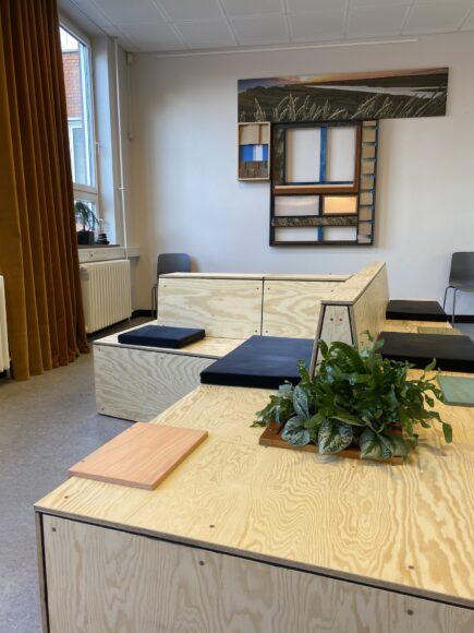 Ventemøbel Jobcenter Varde