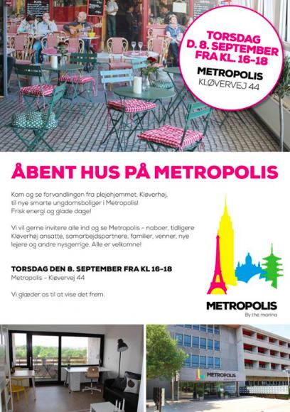 Metropolis åbent hus