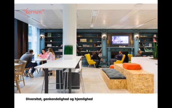 Principindretning Jobcenter Roskilde Bettina Therese