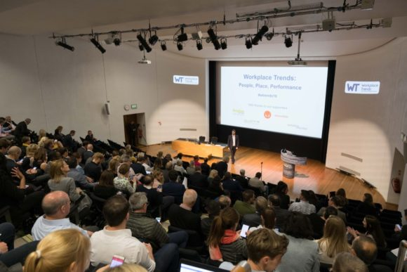Workplace Trends London 2018