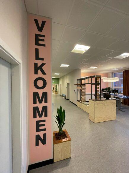 Velkommen jobcenter Varde Bettina Therese